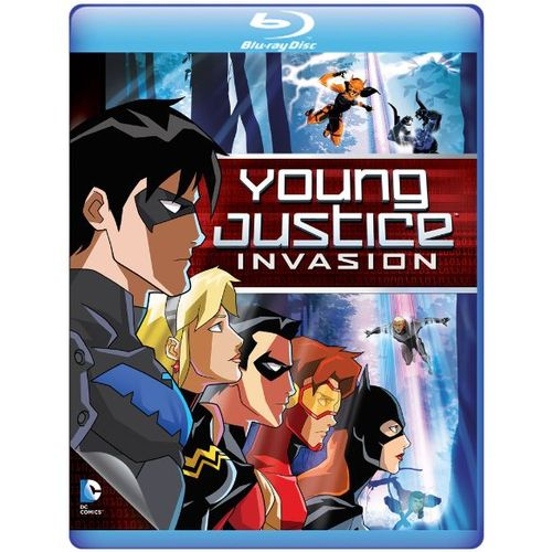 Young Justice: Invasion [2 Discs] [Blu-ray] 26134161