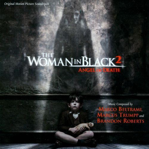 The Woman in Black 2: Angel of Death [Original Motion Picture Soundtrack] [CD] 26136141