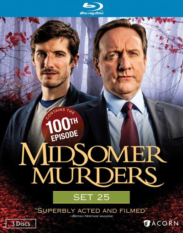 Midsomer Murders: Set 25 [3 Discs] [Blu-ray] 26137282