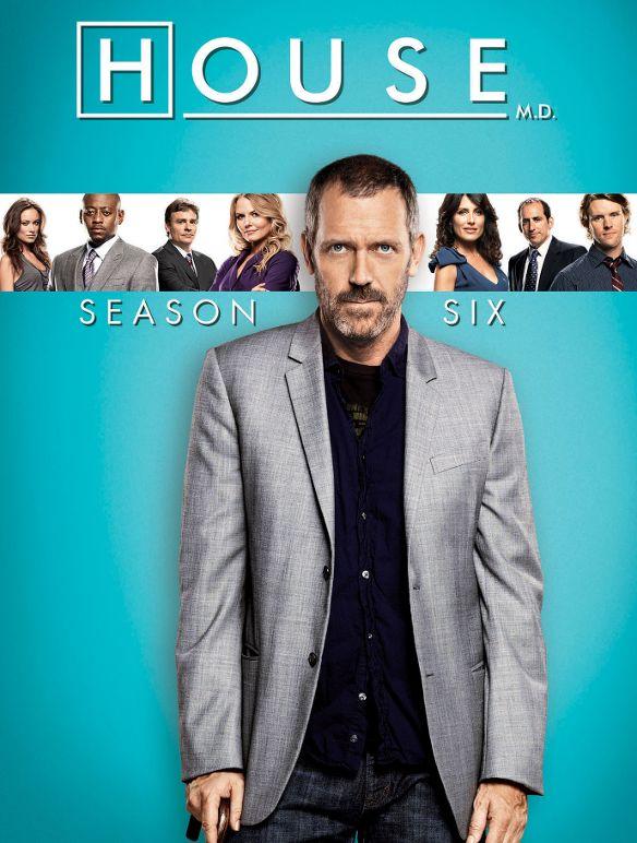 House: Season Six [5 Discs] [DVD] 26179188