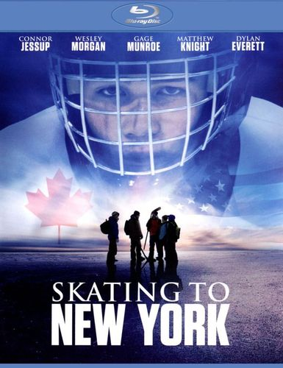 Skating to New York [Blu-ray] [2013] 26219605
