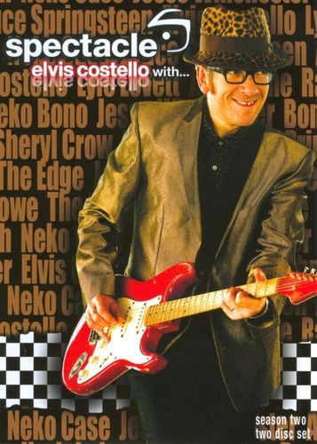 Spectacle: Elvis Costello With. - Season Two [2 Discs] [DVD] 2622443