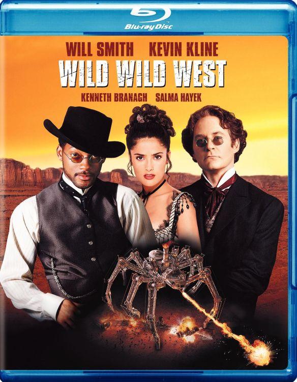 Wild Wild West [Blu-ray] [1999] 2622461