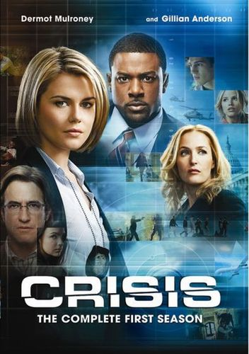 Crisis: The Complete First Season [3 Discs] [DVD] 26253156