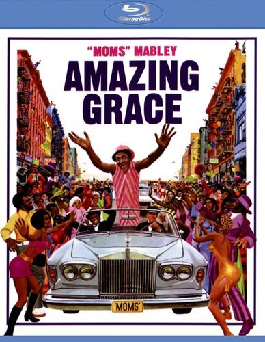 Amazing Grace [Blu-ray] [1974] 26267203