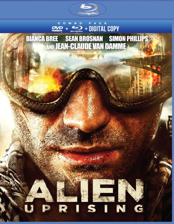 Alien Uprising [2 Discs] [Blu-ray/DVD] [2012] 2627047