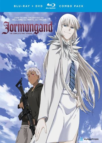 Jormungand: The Complete First Season [4 Discs] [Blu-ray/DVD] 2627083