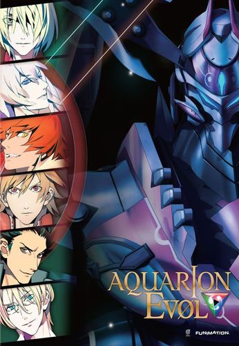 Aquarion Evol: Part 1 [Limited Edition] [2 Discs] [Blu-ray/DVD] 2627308