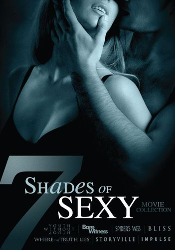 7 Shades of Sexy [3 Discs] [DVD] 26290186
