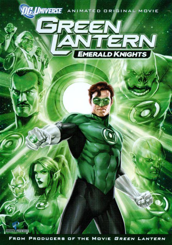Green Lantern: Emerald Knights [DVD] [2011] 2629207
