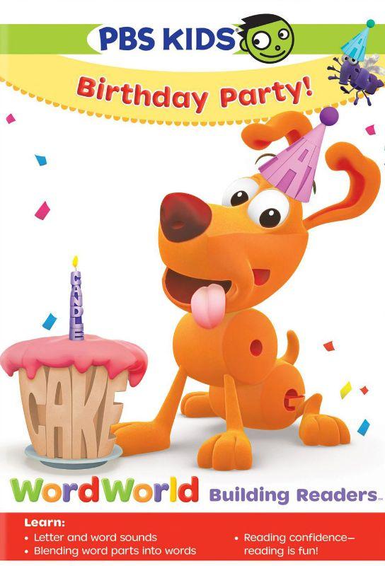 WordWorld: Birthday Party [DVD] 26329388