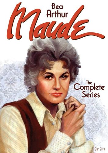 Maude: The Complete Series [19 Discs] [DVD] 26329484