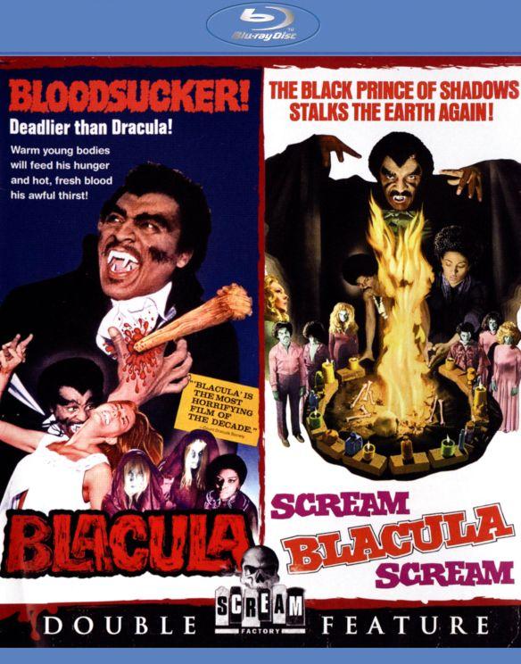 Blacula/Scream, Blacula, Scream! [Blu-ray] 26329519