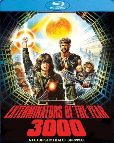 Exterminators in the Year 3000 [Blu-ray] [1983] 26329528
