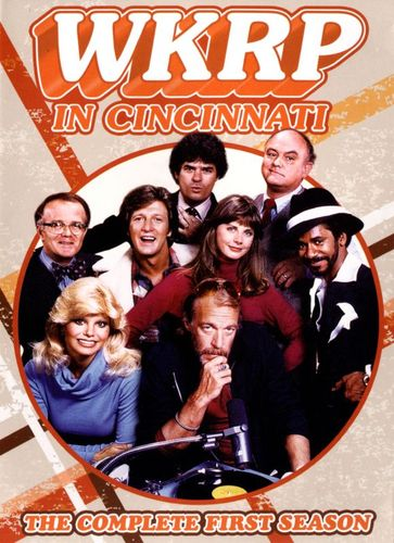 WKRP in Cincinnati: Season One [3 Discs] [Blu-ray] [DVD] 26329564