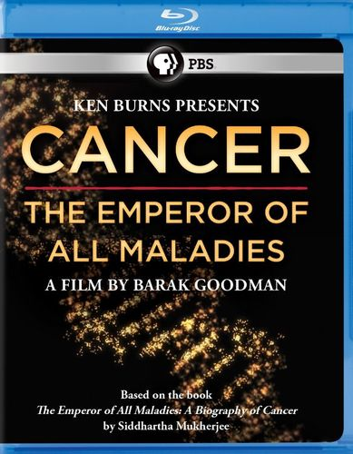 Ken Burns: The Story of Cancer - The Emperor of All Maladies [3 Discs] [Blu-ray] 26329682