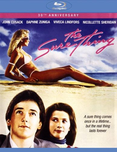 The Sure Thing [Blu-ray] [1985] 26329691