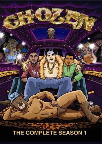 Chozen: The Complete Season 1 [2 Discs] [DVD] 26333211