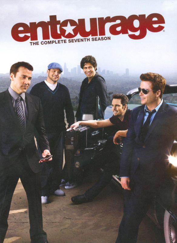 Entourage: The Complete Seventh Season [2 Discs] [DVD] 2635013