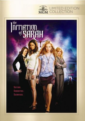 The Initiation of Sarah [DVD] [2006] 26359219