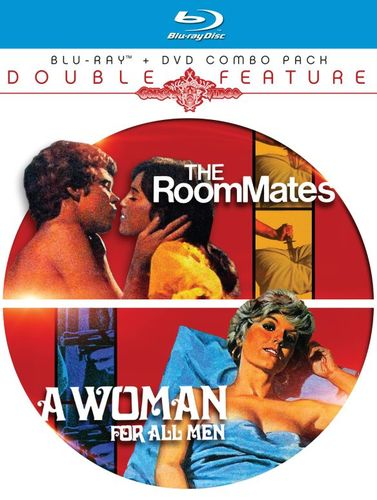 The Roommates/A Woman for All Men [2 Discs] [Blu-ray/DVD] 26361184