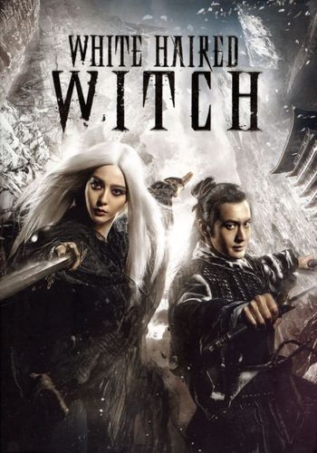 White Haired Witch [DVD] [2014] 26369177