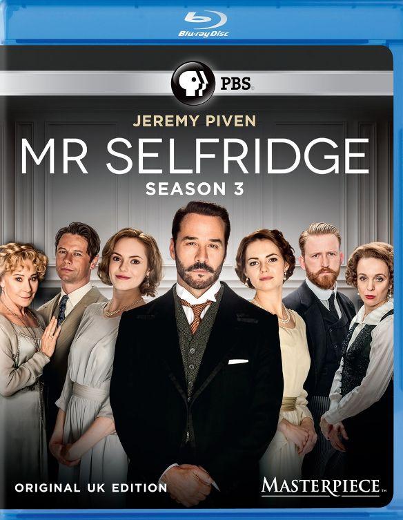 Masterpiece: Mr Selfridge - Season 3 [Blu-ray] 26389168