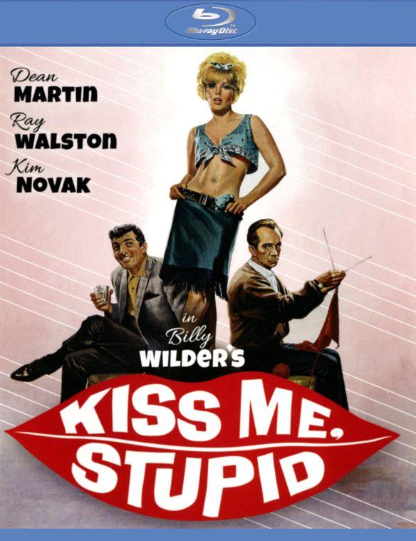Kiss Me, Stupid [Blu-ray] [1964] 26392252