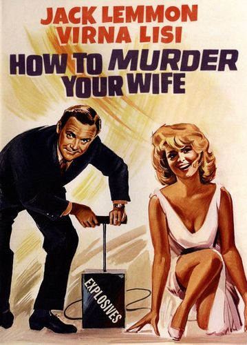How to Murder Your Wife [DVD] [1965] 26392261