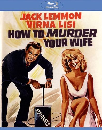 How to Murder Your Wife [Blu-ray] [1965] 26392289