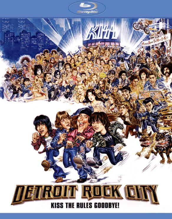 Detroit Rock City [Blu-ray] [1999] 26406256