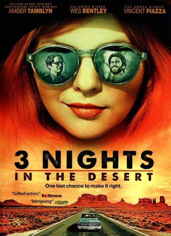 3 Nights in the Desert [DVD] [2014] 26409148