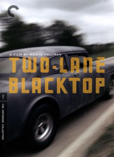 Two-Lane Blacktop [Criterion Collection] [2 Discs] [DVD] [1971] 26420185