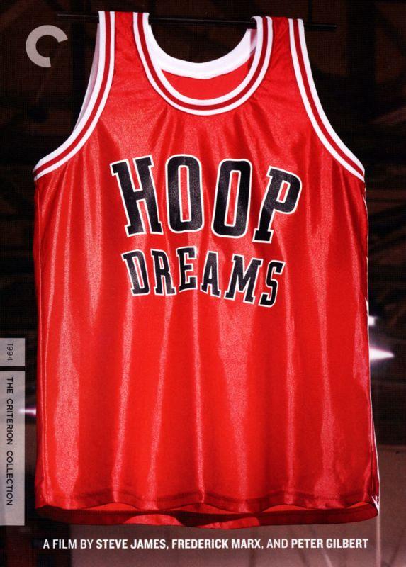Hoop Dreams [Criterion Collection] [2 Discs] [DVD] [1994] 26420227