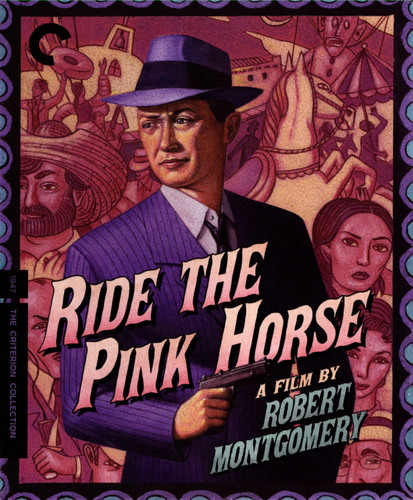 Ride the Pink Horse [Criterion Collection] [Blu-ray] [1947] 26420236