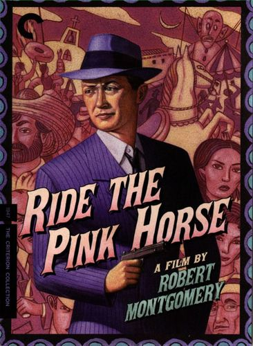 Ride the Pink Horse [Criterion Collection] [DVD] [1947] 26421148