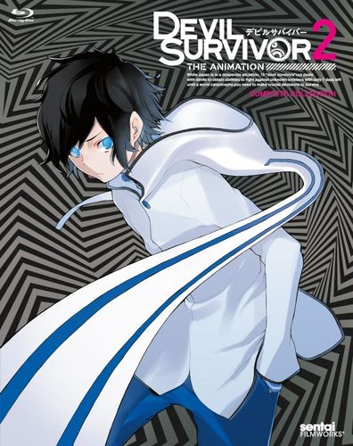 Devil Survivor 2: The Animation - Complete Collection [2 Discs] [Blu-ray] 26423164