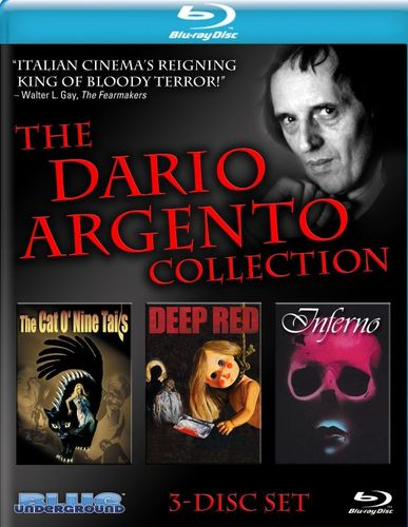 The Dario Argento Collection [3 Discs] [Blu-ray] 26442184