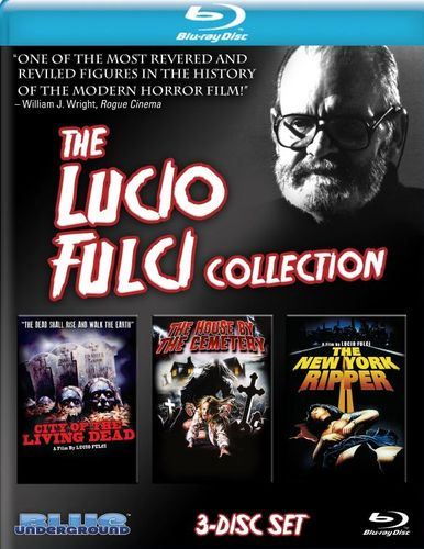 The Lucio Fulci Collection [3 Discs] [Blu-ray] 26442193