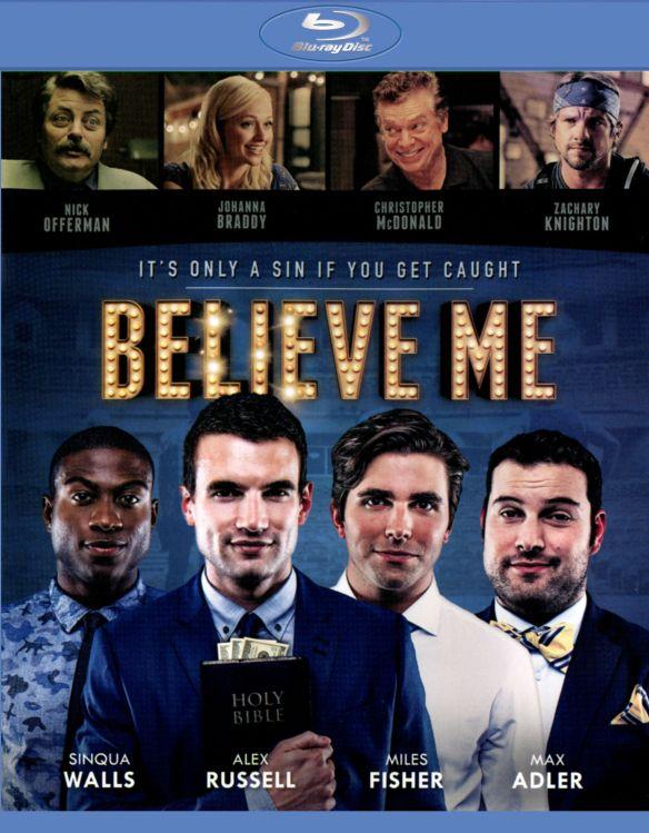 Believe Me [Blu-ray] [2014] 26459158