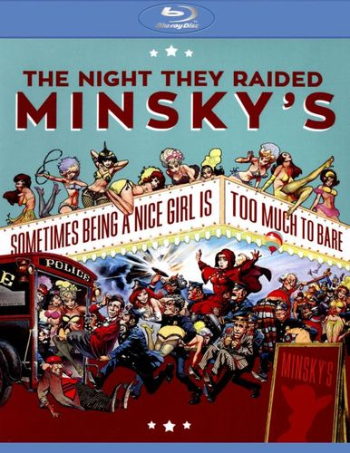 The Night They Raided Minsky's [Blu-ray] [1968] 26461183
