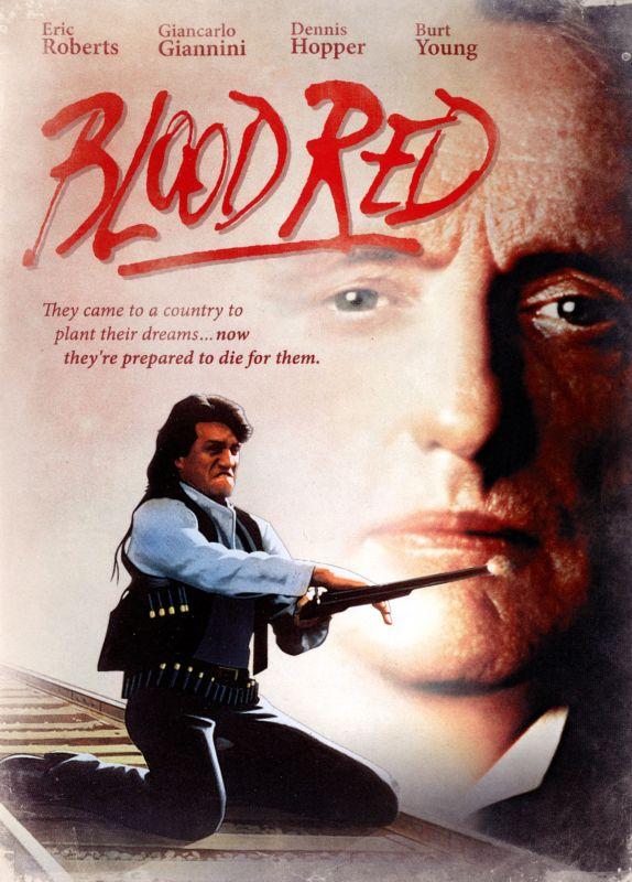 Blood Red [DVD] [1988] 26461207