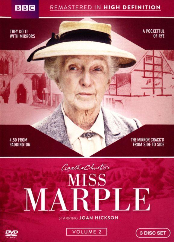 Miss Marple, Vol. 2 [3 Discs] [DVD] 26483163