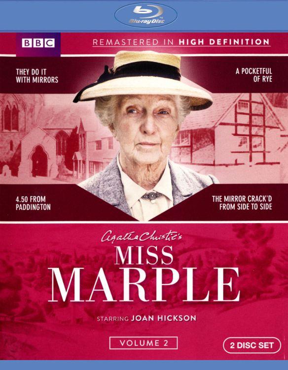 Miss Marple, Vol. 2 [2 Discs] [Blu-ray] 26483181