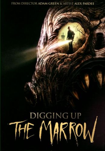 Digging Up the Marrow [DVD] [2014] 26487178