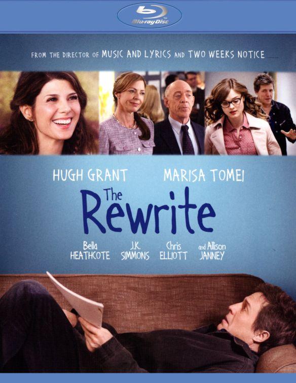 The Rewrite [Blu-ray] [2014] 26487229