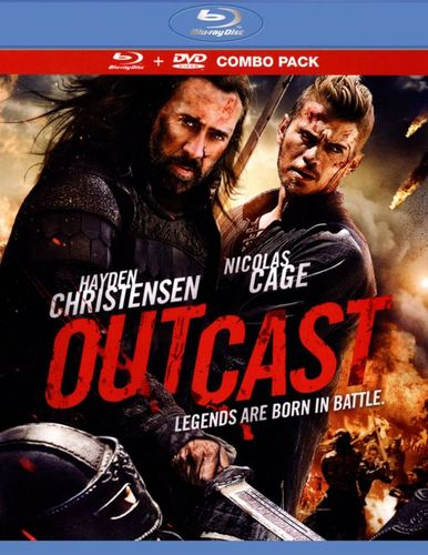 Outcast [2 Discs] [Blu-ray/DVD] [2014] 26494144