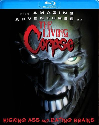 The Amazing Adventures of the Living Corpse [Blu-ray] [2012] 2652087