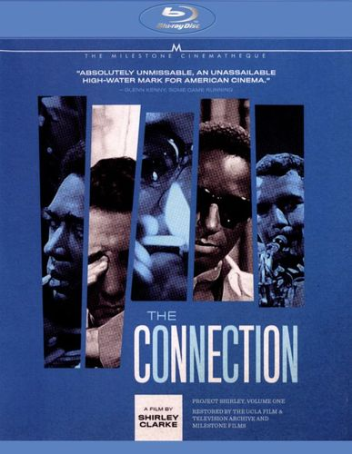 The Connection [Blu-ray] [1961] 26571173