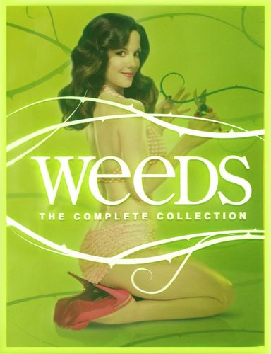 Weeds: The Complete Collection [16 Discs] [Blu-ray] 2658764